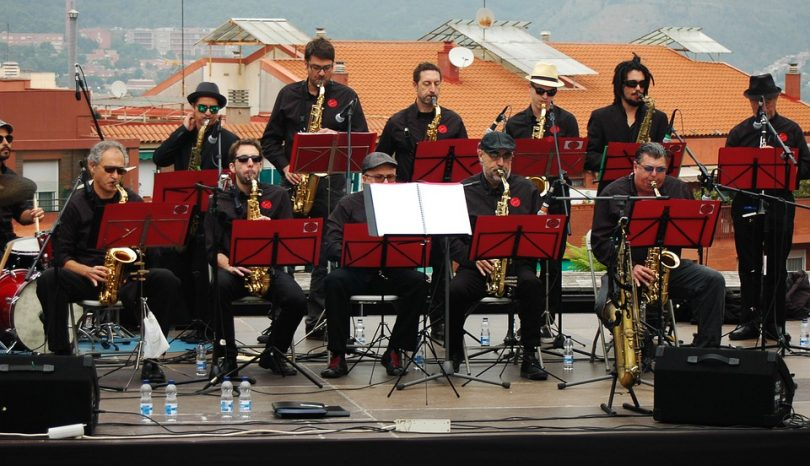 Parties Where Swing Bands Are Best Suited
