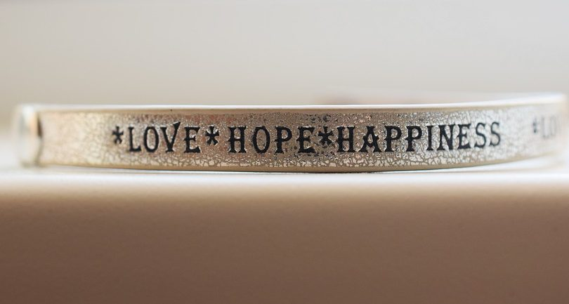 5 Laws Of Attraction Employed In Hope Affirmation Jewelry Creation