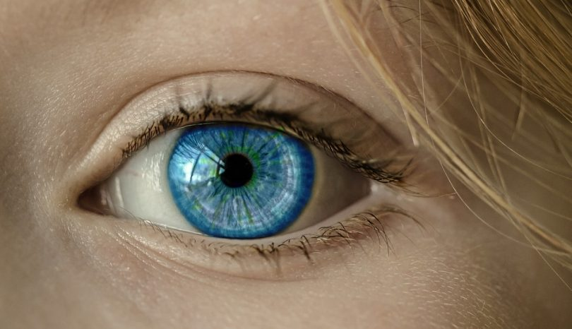 Introduction To Blue Colored Contacts