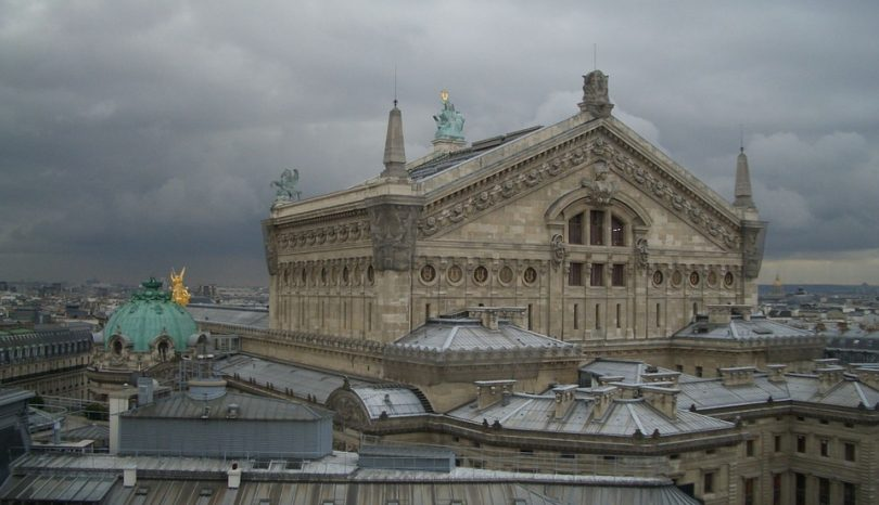 The History And Architecture Of The Paris Opera House