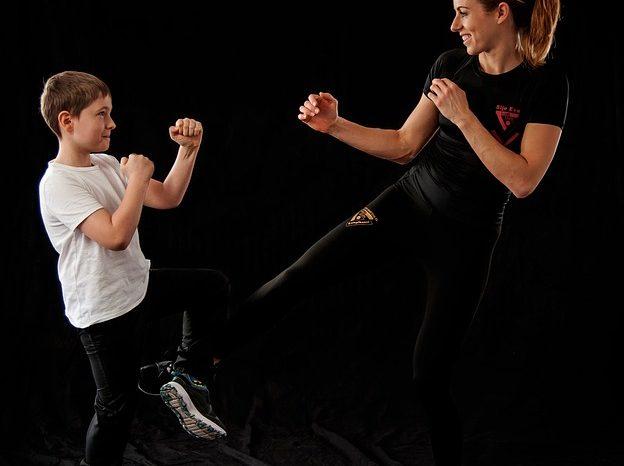 What To Expect From Kids Krav Maga Training