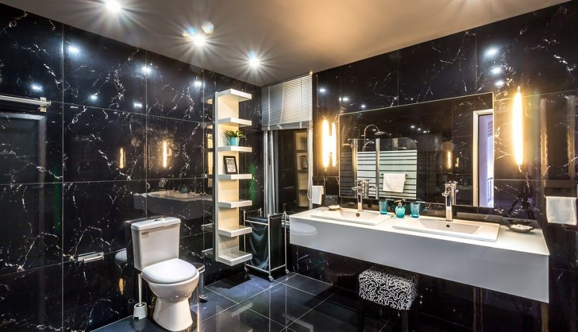 Thinking About Bathroom Lighting Design