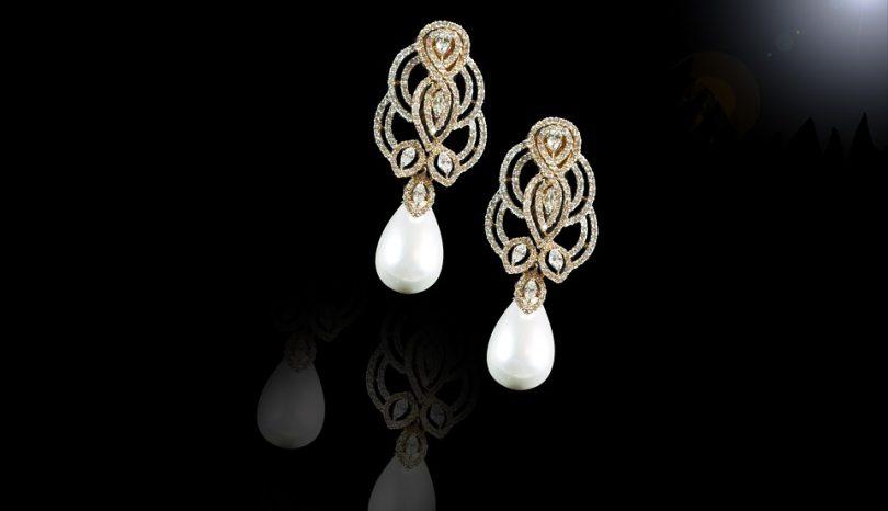 Find Diamond Earrings For Kids