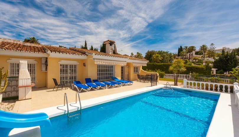 Villa Rental Costa Dorada