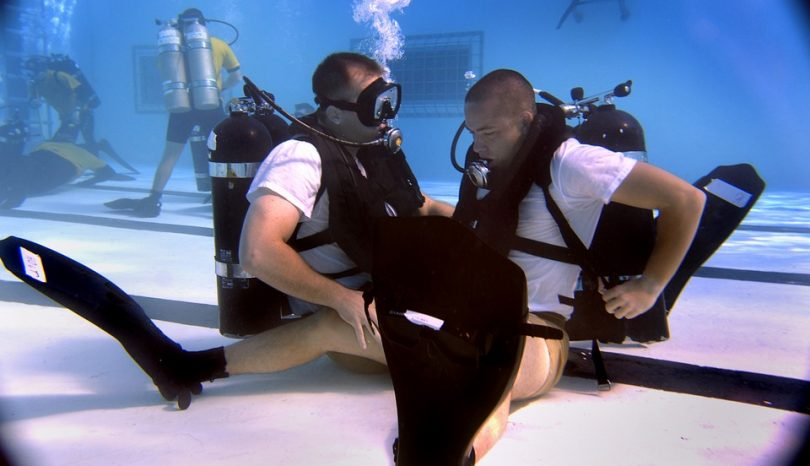What To Expect From Most Dive Instructor Courses
