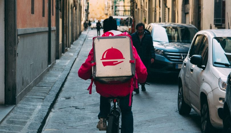Prepared Food Delivery Services.