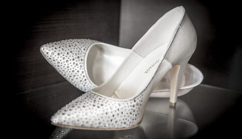 Look Stylish With Your White Heels