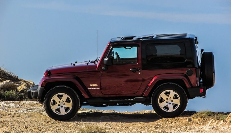 3 Benefits Of Purchasing A Sports Utility Vehicle(SUV)
