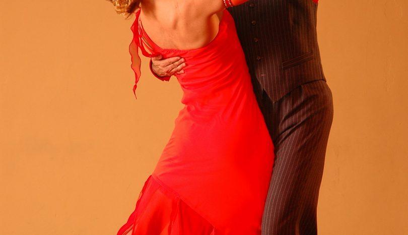 Pick A Perfect Ballroom Tango Dress