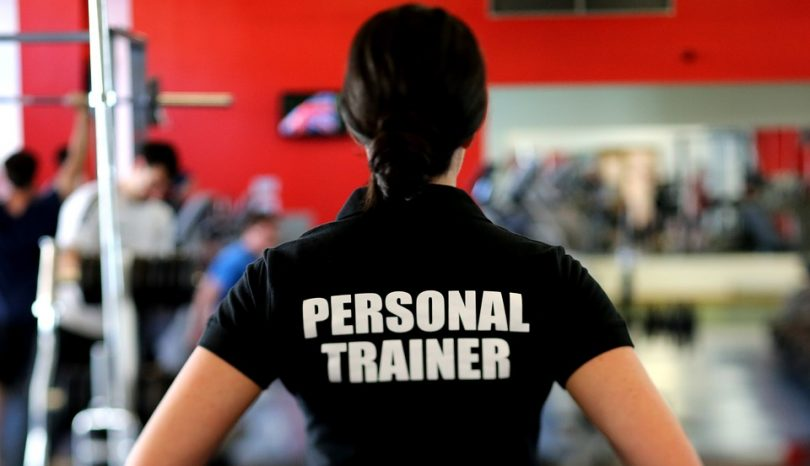Home Training With A Fitness Coach