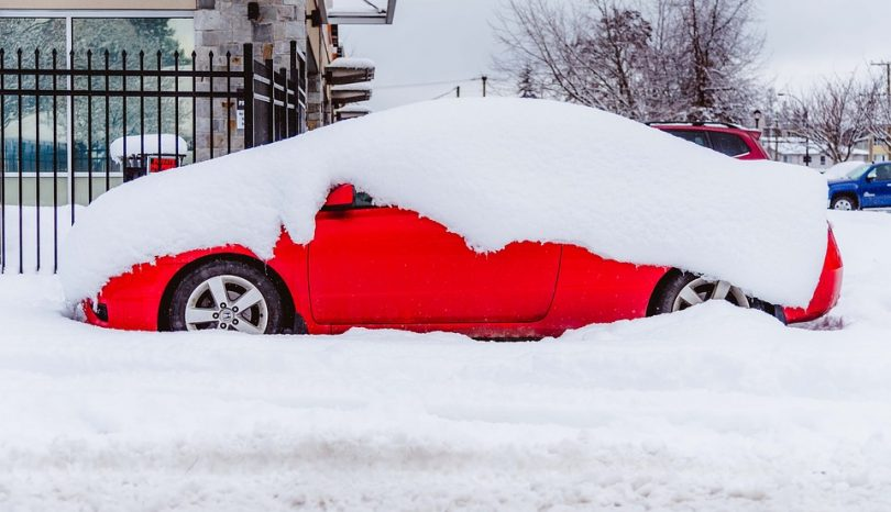 Why You Need A Car Cover For Snow Today