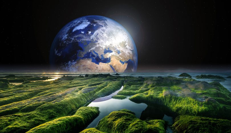 A Transformation From 3D To 5D Earth